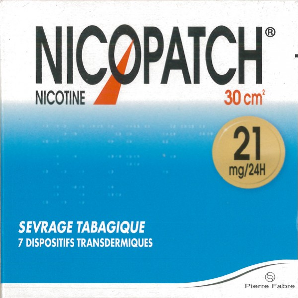 Patch nicopatch 21 mg to ml
