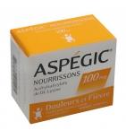 Aspégic 100 mg nourrissons - 20 sachets en poudre à diluer