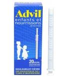 Advil Suspension Buvable Enfants et Nourrissons - 200 ml