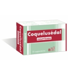 Coquelusedal - 10 suppositoires pour nourrissons