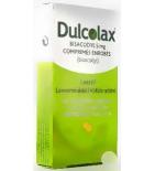 Dulcolax Bisacodyl 5 mg - 30 comprimés
