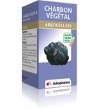 ARKOGELULES - Charbon Végétal - Digestion Difficile & Ballonnements - 45 gélules