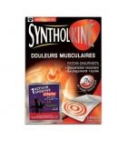 SyntholKiné - Patchs chauffants - 2 Patchs Petit Modèle