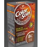 Coloration Blond Cuivré 8C - 135 ml