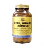 Peau, Ongles, Cheveux - 60 capsules