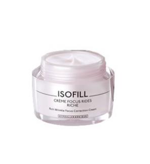 ISOFILL - Crème 'Focus Rides' Riche - Pot 50 ml