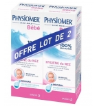 Spray Nasal Micro-Diffusion Bébés - Lot de 2 x 135 ml