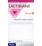 LACTIBIANE VOYAGE - 14 gélules de 6 g