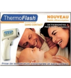 Thermoflash LX-26 Blanc - Thermomètre sans contact