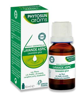 Prix de phytosun huile essentielle lavande aspic - Prix huile essentielle de lavande ...
