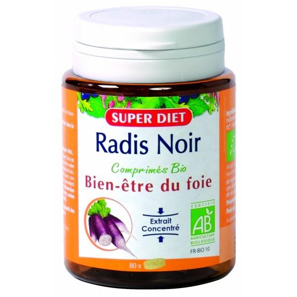 Super diet radis noir - Ziloo.fr