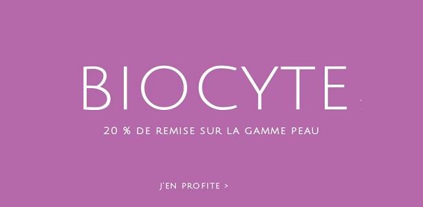 Gamme Biocyte Peau