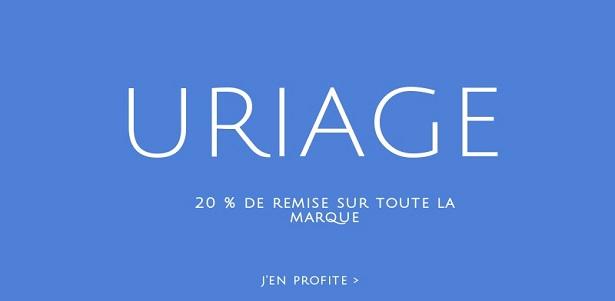 Offre Uriage Février