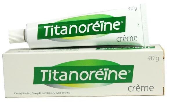 Titanoreïne crème crise hémorroïdaire - JOHNSON et JOHNSON
